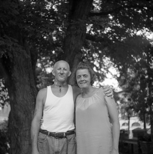 Pritchard Park Couple