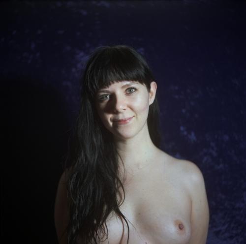 Paige's Portrait for Cooter