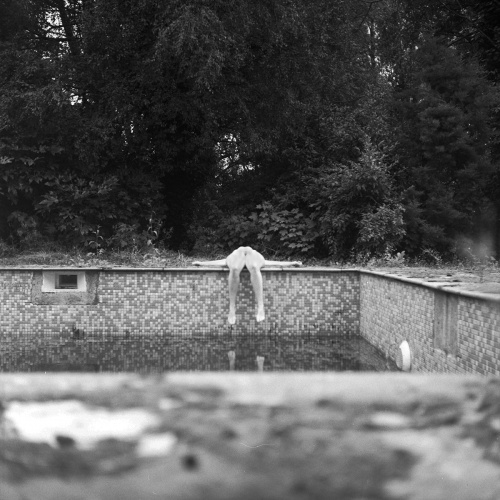 III, Swimming Pool, Ireland 2019